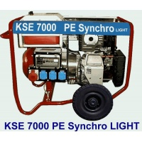 KSE 7000 PE Syncro W-Light Benzin